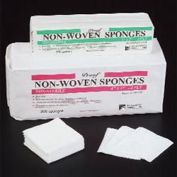 GAUZE SPONGES 4X4 NON-WOVEN NON-STERILE 4040-NW