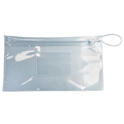 DELUXE CLEAR DENTAL BAG 20405CA