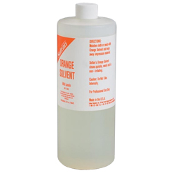 OCS ORANGE SOLVENT QUART 21002