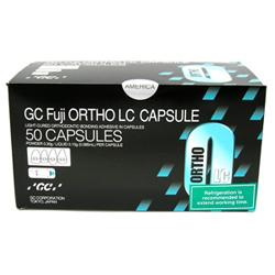 FUJI ORTHO LC CAPSULES 50 CT. 439450