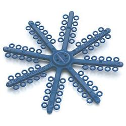 MOLDED BLUE SEPARATORS 500-001