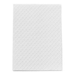 POLY TOWEL 2-PLY WHITE 13x18 919461