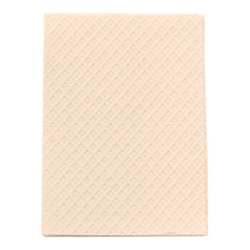 POLY TOWEL 2-PLY BEIGE 13x18 919467