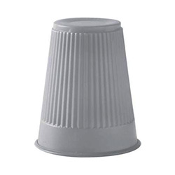 PLASTIC CUP 5 OZ GRAY 9215