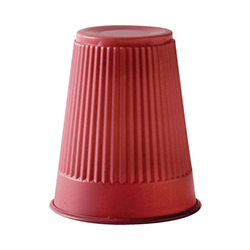 PLASTIC CUP 5 OZ MAUVE 9216
