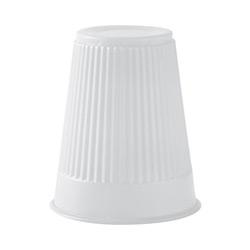 PLASTIC CUP 3.5 OZ WHITE 9241