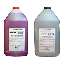 DENT-X DEVELOPER & FIXER, 2 GAL/EACH 952-2958