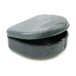 MARBLE BLACK/WHITE RETAINER CASES 9575127