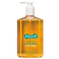 MICRELL HAND SOAP 8 OZ. PUMP 9752