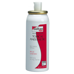 TOPICAL ANESTHETIC SPRAY CHERRY AD31000