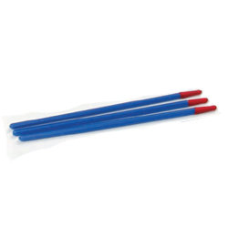 RED MARKING PENCILS, 100 PCS AMP020