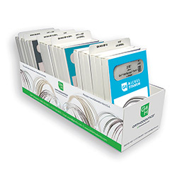 ARCHWIRE STORAGE BOX WITH 10 DIVIDERS - SOLO PACK AWSCSOD