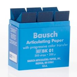 BAUSCH ARTICULATING PAPER BK-01