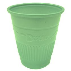 OCS PLASTIC 5 OZ CUPS GREEN DC-7003