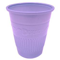 OCS PLASTIC 5 OZ CUPS LAVENDER DC-7004