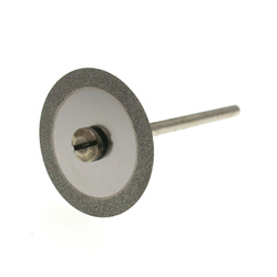 DIAMOND DISC-SGL MAND-ABRASIVE DOWN DISCSSDM