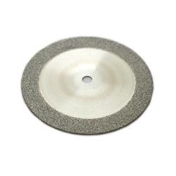 DIAMOND DISC - SGL SIDED (2) W/MANDREL DISCSS