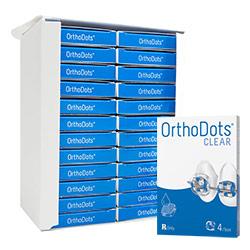 Patient Pack 4 OrthoDots, 24 packs per carton K71