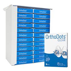 Patient Pack 12 OrthoDots, 24 packs per carton K81