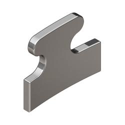LUG-ELASTIC FLAT M011-01
