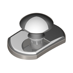 BUTTON-WELDABLE SEMI CURVED M020-01