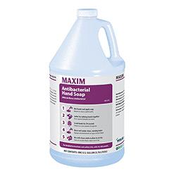 MAXIM ANTI BACTERIAL HAND SOAP GALLON MIDHB274G