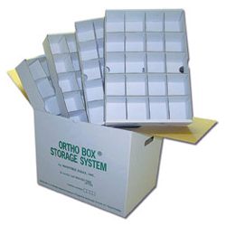 MODEL STORAGE BOXES 4/SET TOP LOAD OB004