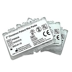 PAT. WAX PACKS, CINN, 100 PCS PWX636