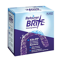 RETAINER BRITE 1 MONTH RB-36