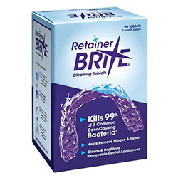 RETAINER BRITE 3 MONTH (96 TABLETS) RB-92