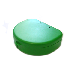 RETAINER CASES - 50 PCS GREEN RETGN