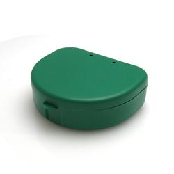 RETAINER CASES - 50 PCS DARK GREEN RETGR