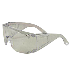 ECONOMY SAFETY GLASSES CLEAR VLVCL CB9255