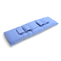 DENIM BLUE CERVICAL NECKPAD CPDB10